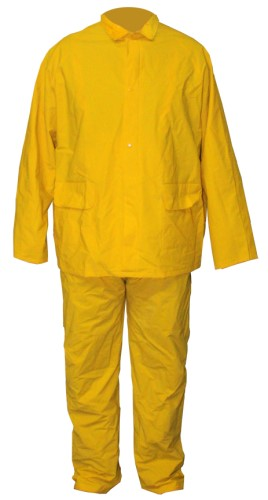 Rainwear, Fire-Retardent