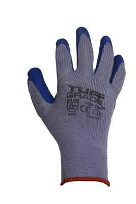 Gloves Coated