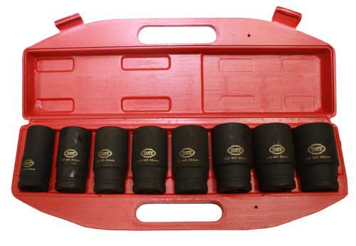 Deep Impact Socket Sets