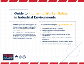 Guide to Improving Worker Safety in Industrial Environments
