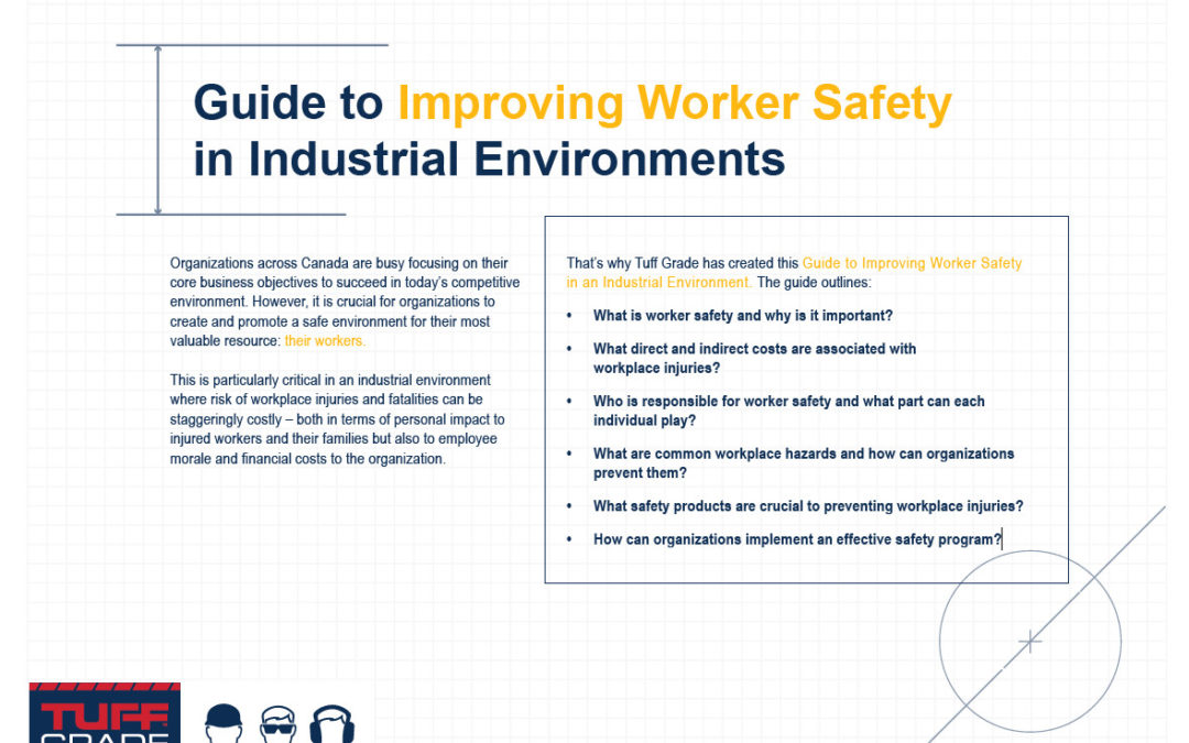 Worker Safety Guide Introduced by IDI Independent Distributors Inc., the Most Knowledgeable Distributors of Industrial, Safety and Fluid Products in Canada
